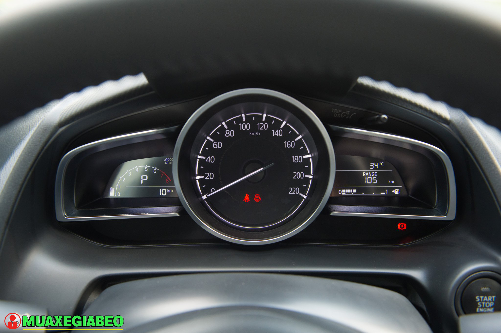 Xe Mazda 2 anh 5 - Mazda 2 [hienthinam]: thông số, giá xe & khuyến mãi tháng [hienthithang]