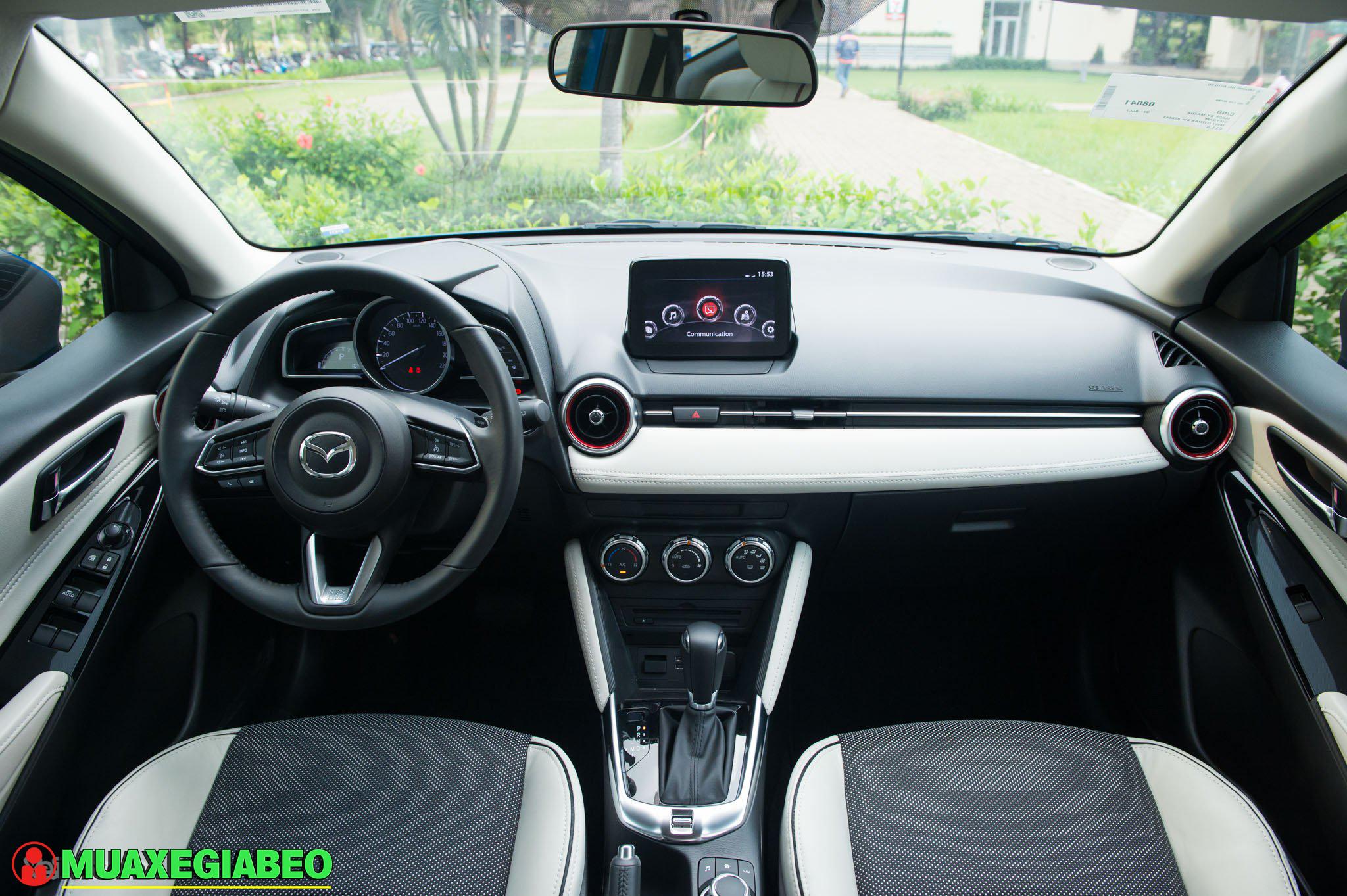 Xe Mazda 2 anh 7 - Mazda 2 [hienthinam]: thông số, giá xe & khuyến mãi tháng [hienthithang]