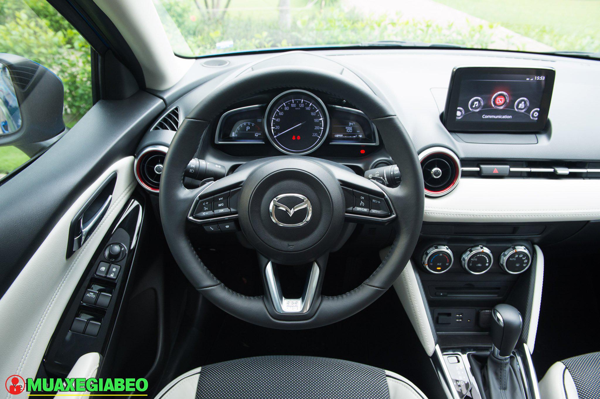 Xe Mazda 2 anh 8 - Mazda 2 [hienthinam]: thông số, giá xe & khuyến mãi tháng [hienthithang]