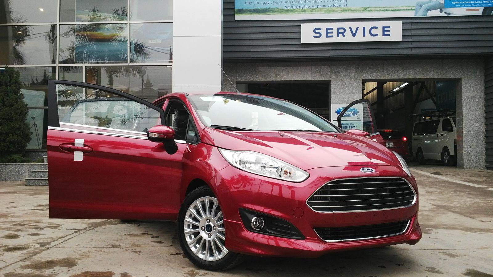 ford fiesta anh 17 - Ford Fiesta [hienthinam]: thông số, giá xe & khuyến mãi tháng [hienthithang]