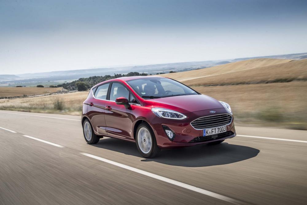ford fiesta anh 19 - Ford Fiesta [hienthinam]: thông số, giá xe & khuyến mãi tháng [hienthithang]