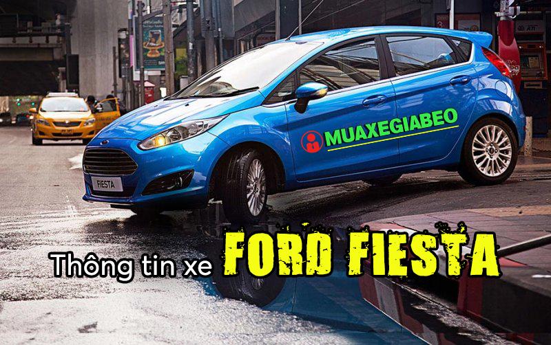 Ford Fiesta ảnh 14