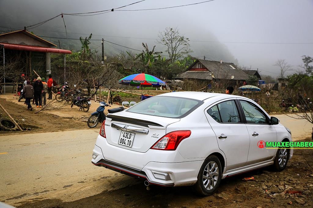 nissan sunny anh 1 - Nissan Sunny [hienthinam]: giá xe và khuyến mãi tháng [hienthithang]