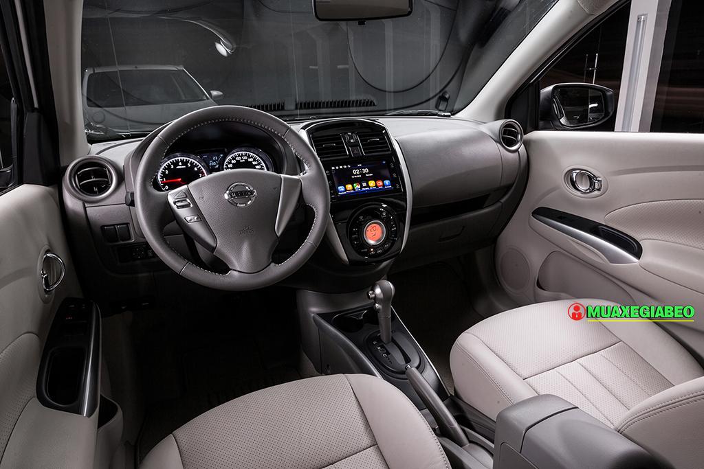 nissan sunny anh 13 - Nissan Sunny [hienthinam]: giá xe và khuyến mãi tháng [hienthithang]