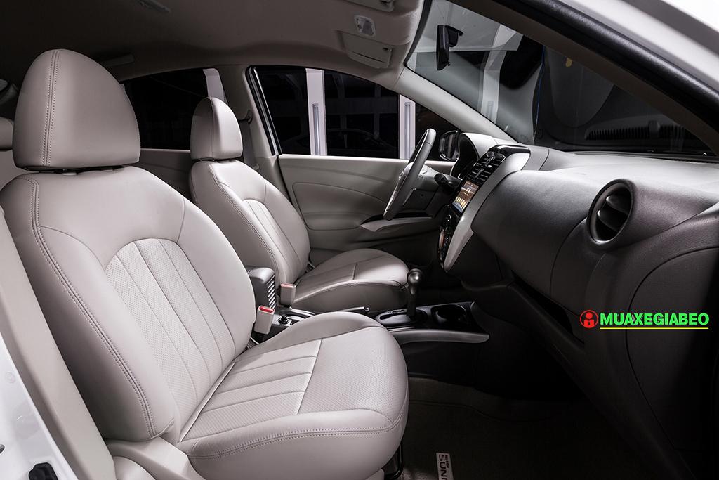 nissan sunny anh 15 - Nissan Sunny [hienthinam]: giá xe và khuyến mãi tháng [hienthithang]