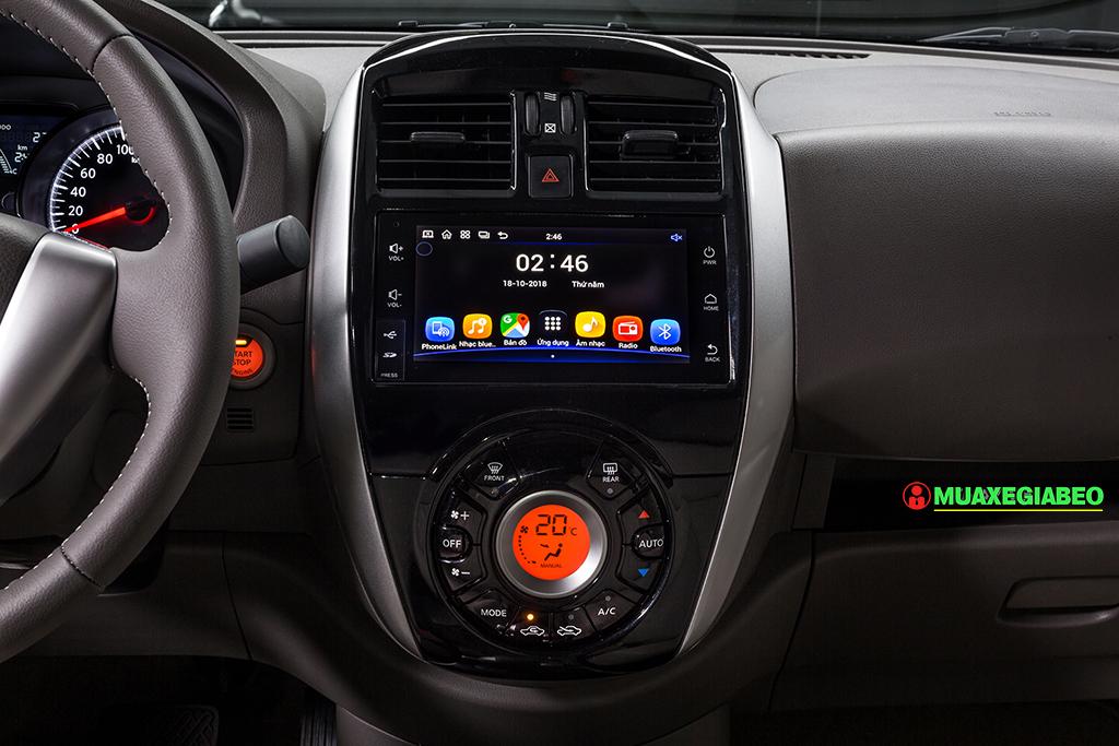 nissan sunny anh 18 - Nissan Sunny [hienthinam]: giá xe và khuyến mãi tháng [hienthithang]