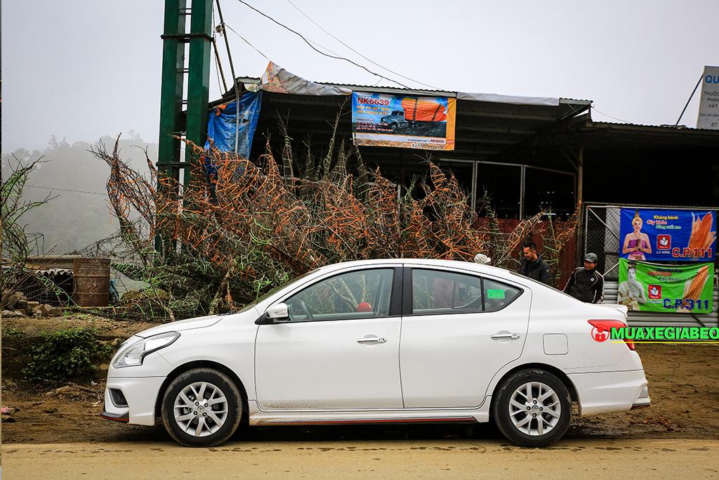 nissan sunny anh 2 - Nissan Sunny [hienthinam]: giá xe và khuyến mãi tháng [hienthithang]