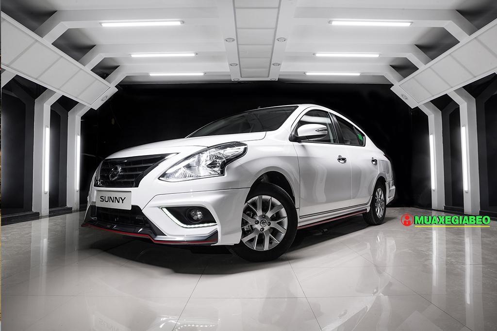nissan sunny anh 4 - Nissan Sunny [hienthinam]: giá xe và khuyến mãi tháng [hienthithang]