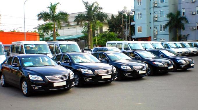 thuê xe du lịch ảnh 3 - Dịch vụ cho Thuê xe Ô tô 4c, 7c, 16c uy tính và giá cả hợp lý