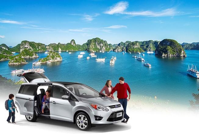 thuê xe du lịch ảnh 5 - Dịch vụ cho Thuê xe Ô tô 4c, 7c, 16c uy tính và giá cả hợp lý