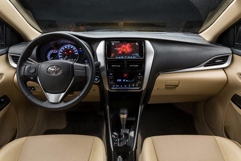 So sánh Honda City và Toyota Vios Sự lựa chọn khó khăn phân khúc B ảnh 5 - So sánh Honda City và Vios: Kẻ 8 lạng người nửa cân