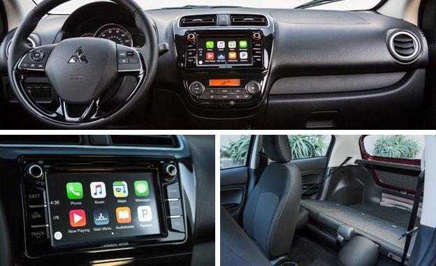 So sánh Mitsubishi Attrage và Honda City ảnh 12