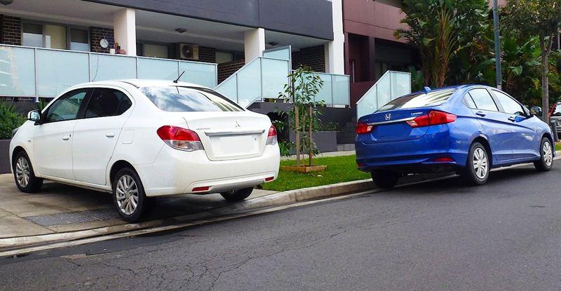 So sánh Mitsubishi Attrage và Honda City ảnh 13 - So sánh Mitsubishi Attrage và Honda City: Xe nào lái ngon/tiết kiệm