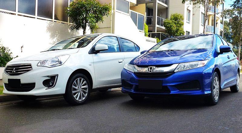 So sánh Mitsubishi Attrage và Honda City ảnh 15 - So sánh Mitsubishi Attrage và Honda City: Xe nào lái ngon/tiết kiệm