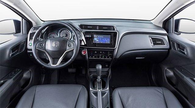 So sánh Mitsubishi Attrage và Honda City ảnh 7