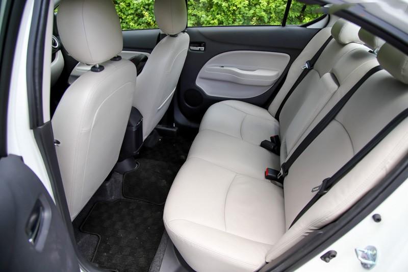 So sánh Mitsubishi Attrage và Honda City ảnh 8 - So sánh Mitsubishi Attrage và Honda City: Xe nào lái ngon/tiết kiệm