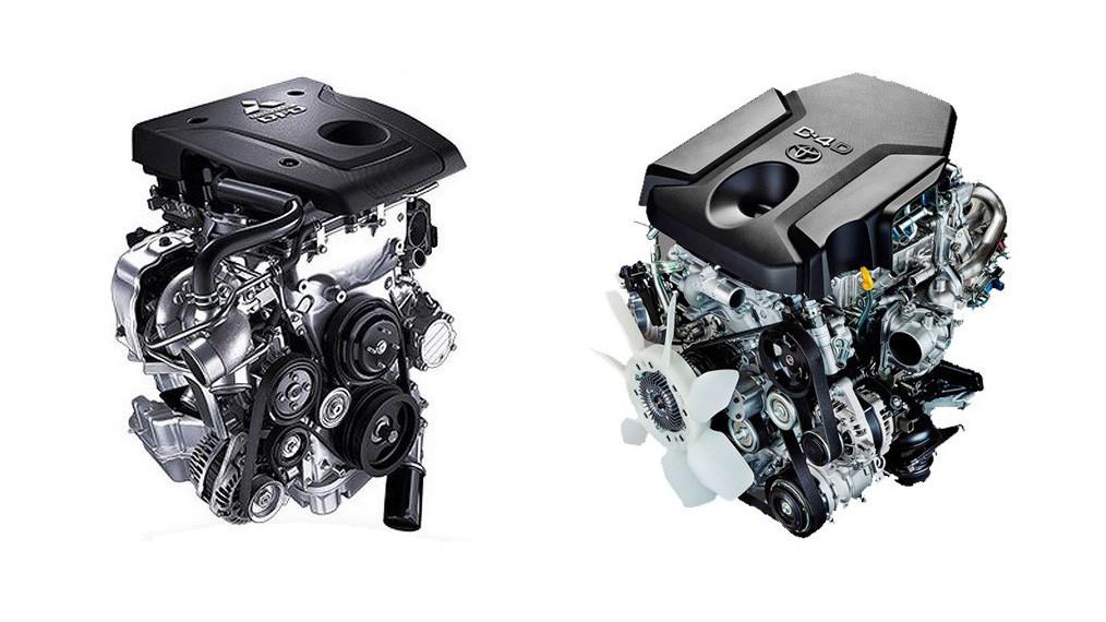 So sánh Pajero Sport và Toyota Fortuner Cuộc so găng khốc liệt ảnh 2 - So sánh Pajero Sport và Fortuner: Anh chàng SUV nào sẽ là người thắng cuộc ?