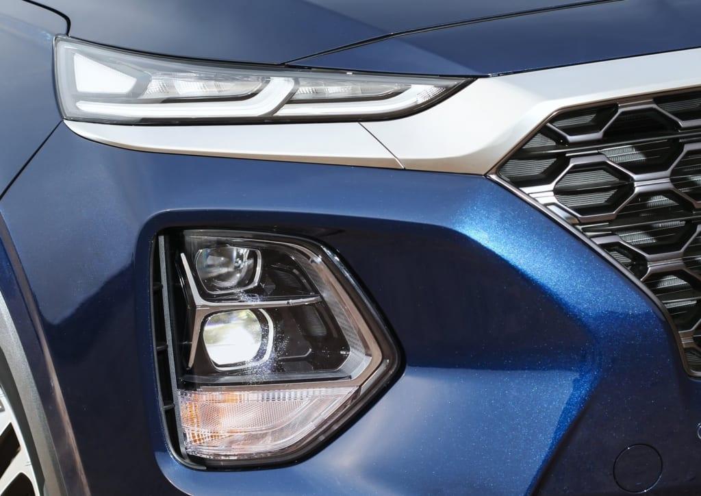 Hyundai Santafe 10 - Hyundai Santafe mới: giá xe và khuyến mãi tháng [hienthithang]/[hienthinam]