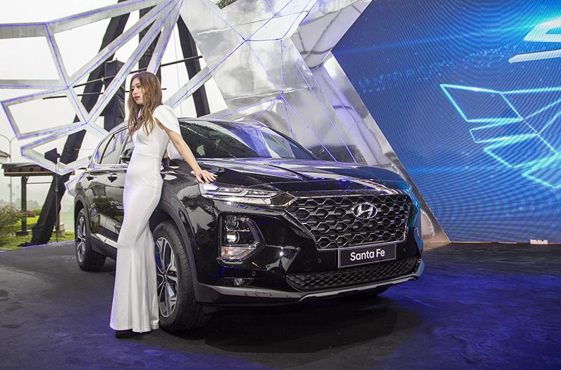Hyundai Santafe ảnh 5