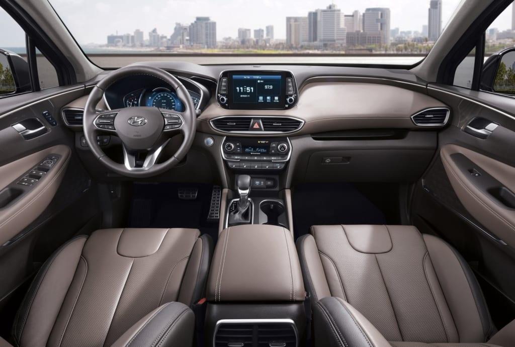 Hyundai Santafe 2 - Hyundai Santafe mới: giá xe và khuyến mãi tháng [hienthithang]/[hienthinam]