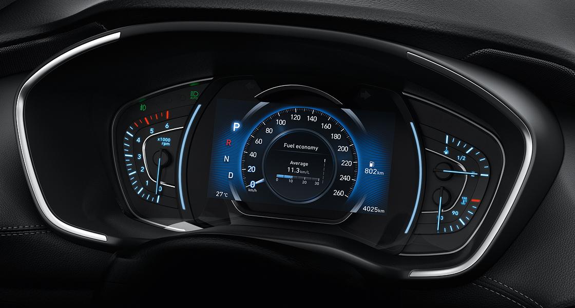 Hyundai Santafe 21 - Hyundai Santafe mới: giá xe và khuyến mãi tháng [hienthithang]/[hienthinam]