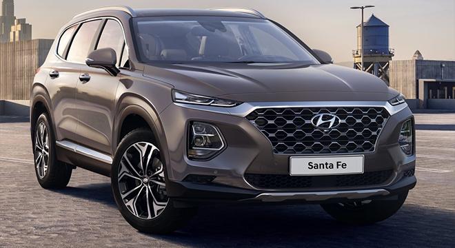 Hyundai Santafe ảnh 20