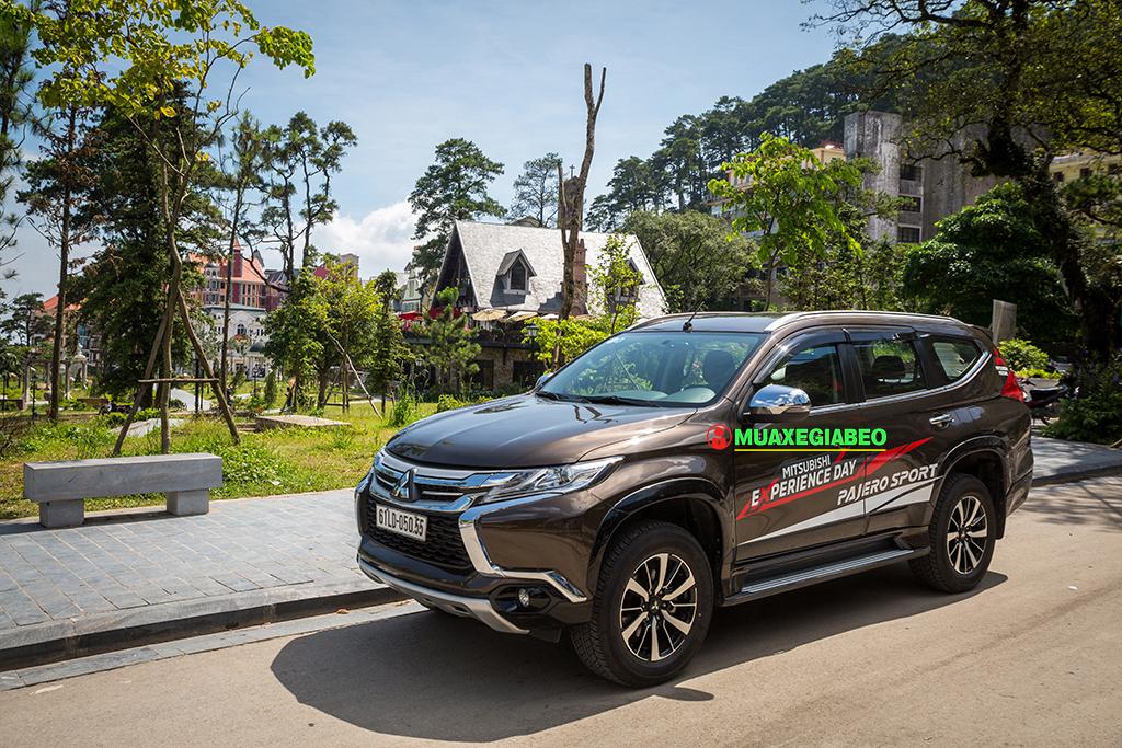 Mitsubishi Pajero Sport tại muaxegiabeo 11 - Xe 7 chỗ giá rẻ nhất Việt Nam
