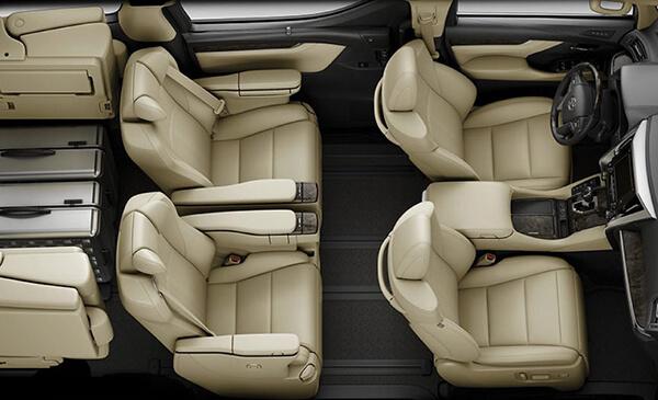Toyota Alphard tại muaxegiabeo - Giới thiệu xe Toyota Alphard 2020: Mê hoặc từ ánh nhìn đầu tiên
