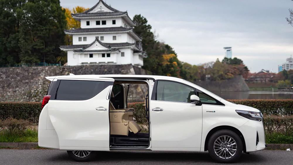 Toyota Alphard tại muaxegiabeo 25 - Toyota Alphard: giá xe và khuyến mãi tháng [hienthithang]
