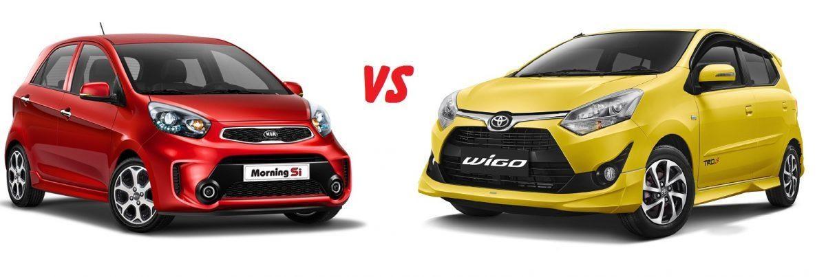 So sánh Toyota Wigo và Morning ảnh 1