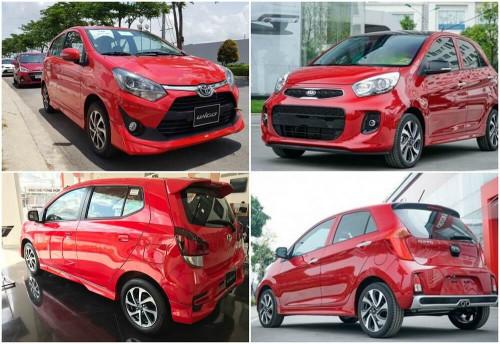 so sánh toyota wigo và kia morning 3 - So sánh xe Wigo và Kia Morning: xe 4 chỗ giá rẻ 300-400 triệu nên chọn ai