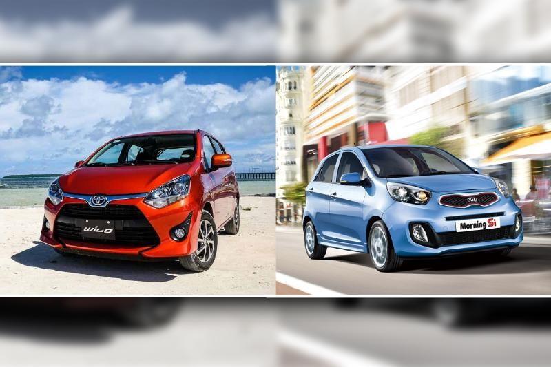 so sánh toyota wigo và kia morning 5 - So sánh xe Wigo và Kia Morning: xe 4 chỗ giá rẻ 300-400 triệu nên chọn ai