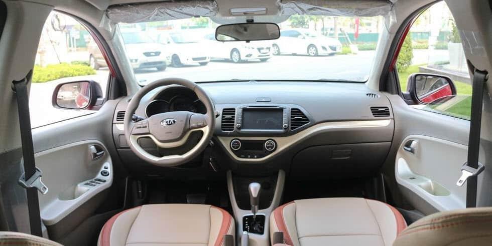 so sánh toyota wigo và kia morning 7 - So sánh xe Wigo và Kia Morning: xe 4 chỗ giá rẻ 300-400 triệu nên chọn ai
