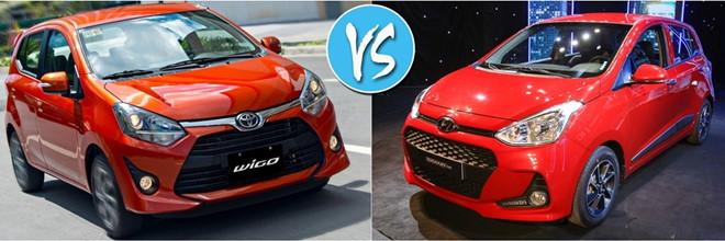 so sanh toyota wigo va hyundai i10 4 - So sánh xe Wigo và I10: Vì sao nên mua xe Nhật thay vì xe Hàn