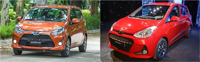 so sanh toyota wigo va hyundai i10 5 - So sánh xe Wigo và I10: Vì sao nên mua xe Nhật thay vì xe Hàn