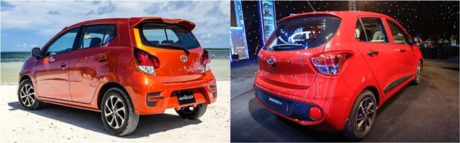 so sanh toyota wigo va hyundai i10 6 - So sánh xe Wigo và I10: Vì sao nên mua xe Nhật thay vì xe Hàn