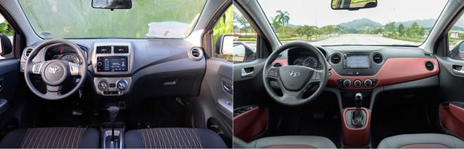 so sanh toyota wigo va hyundai i10 7 - So sánh xe Wigo và I10: Vì sao nên mua xe Nhật thay vì xe Hàn