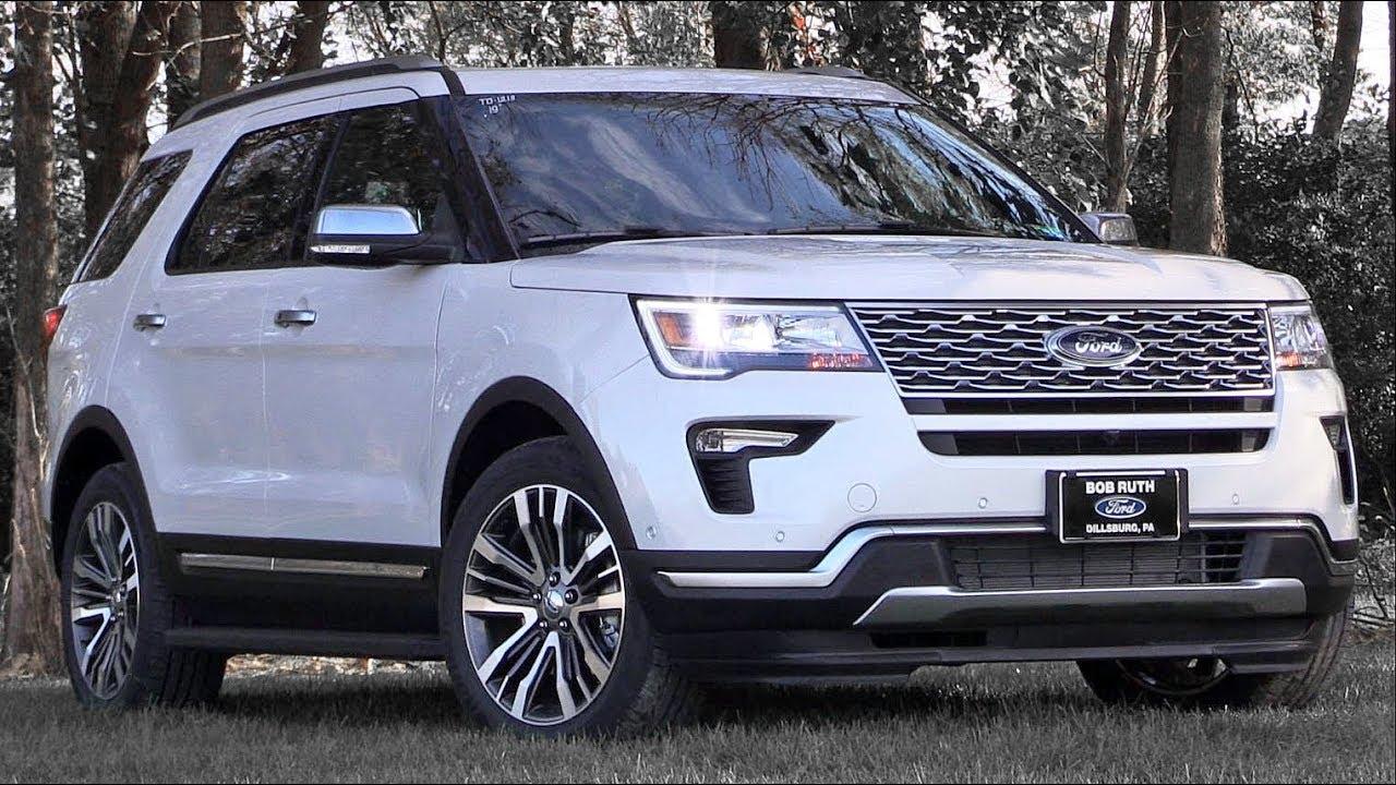 Ford Explorer 2019 - Danh sách các hãng và Giá xe Ô Tô của năm [hienthinam]