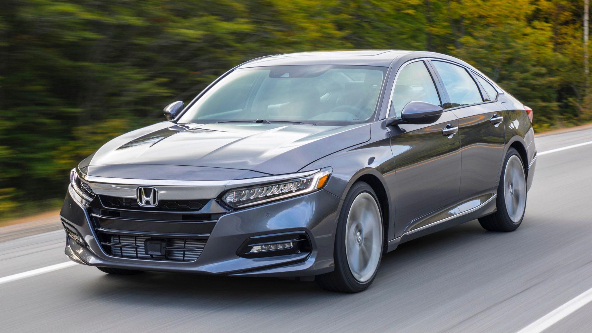 Honda Accord 2020 - Danh sách các hãng và Giá xe Ô Tô của năm [hienthinam]