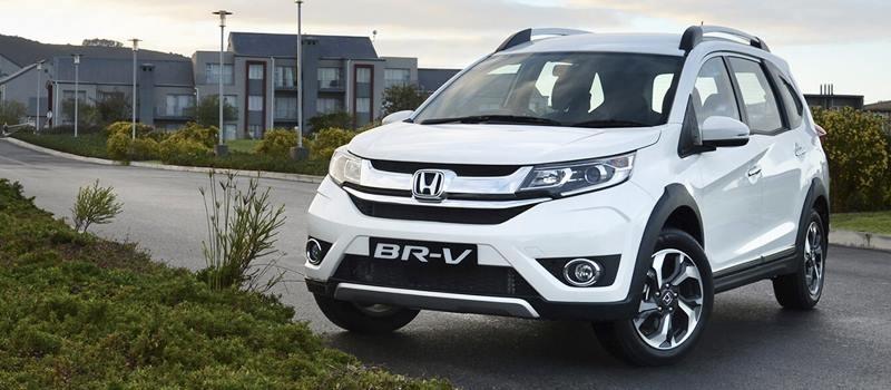 Honda BRV - Xe 7 chỗ giá rẻ nhất Việt Nam