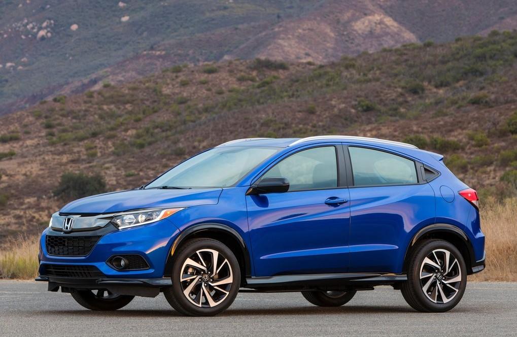 Honda HR V 2019 - Top những xe 5 chỗ đáng mua nhất
