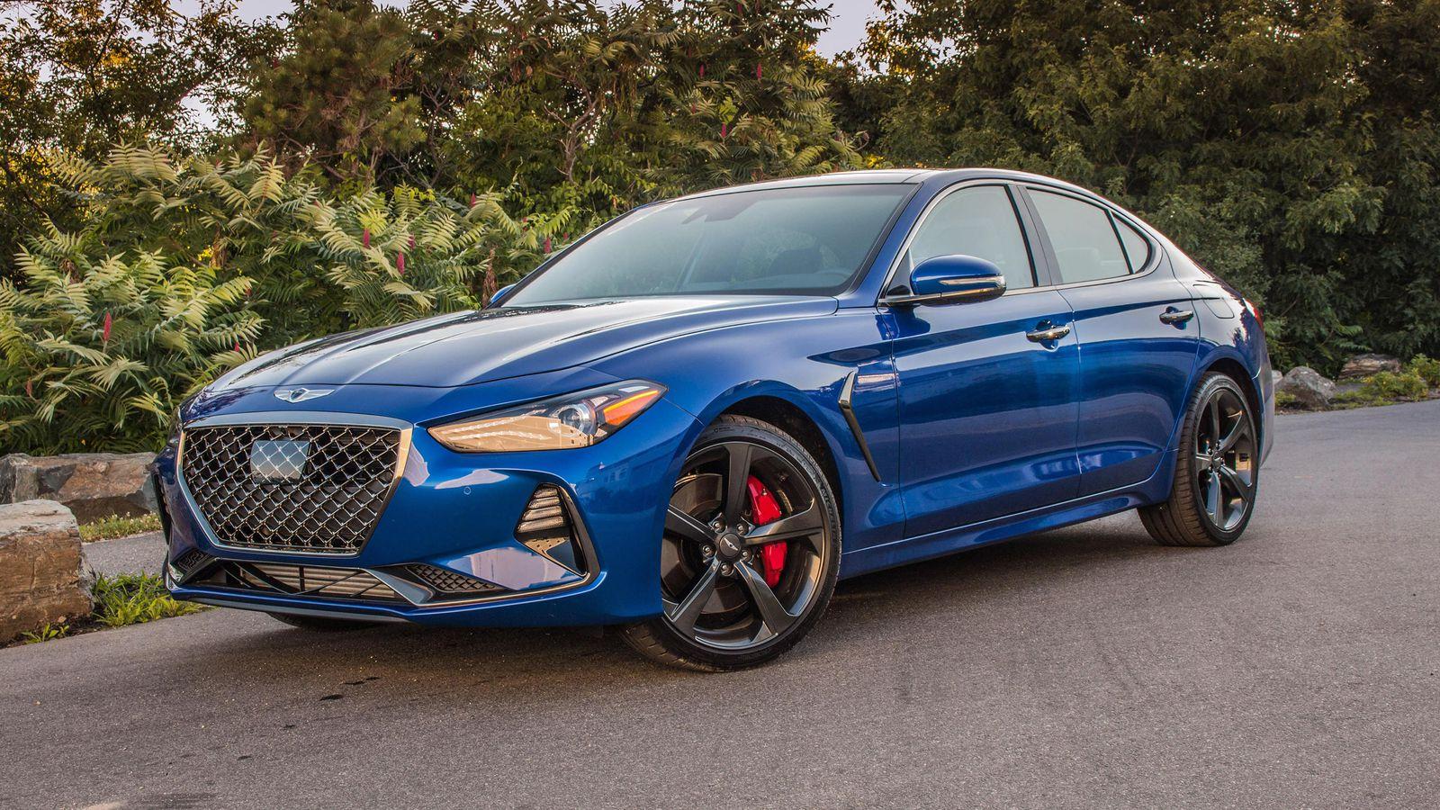 Hyundai Genesis 2019 - Danh sách các hãng và Giá xe Ô Tô của năm [hienthinam]