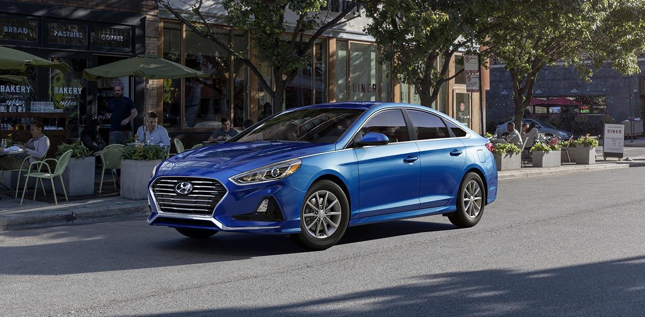 Hyundai Sonata 2019 - Danh sách các hãng và Giá xe Ô Tô của năm [hienthinam]