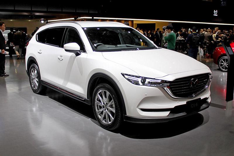 Mazda CX8 - Mazda CX8 [hienthinam]: thông số, giá xe & khuyến mãi tháng [hienthithang]