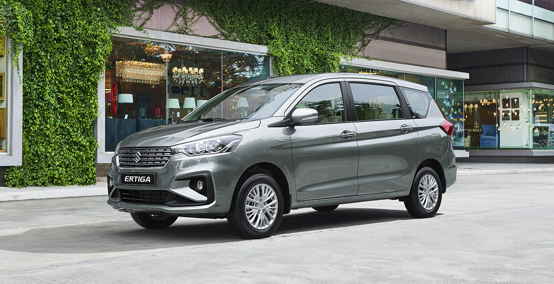 Suzuki Etigar - Xe 7 chỗ giá rẻ nhất Việt Nam