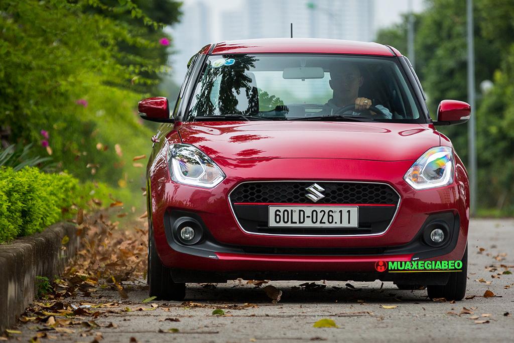 danh gia xe suzuki Swift tai muaxegiabeo 18 - Suzuki Swift [hienthinam]: giá xe và khuyến mãi tháng [hienthithang]