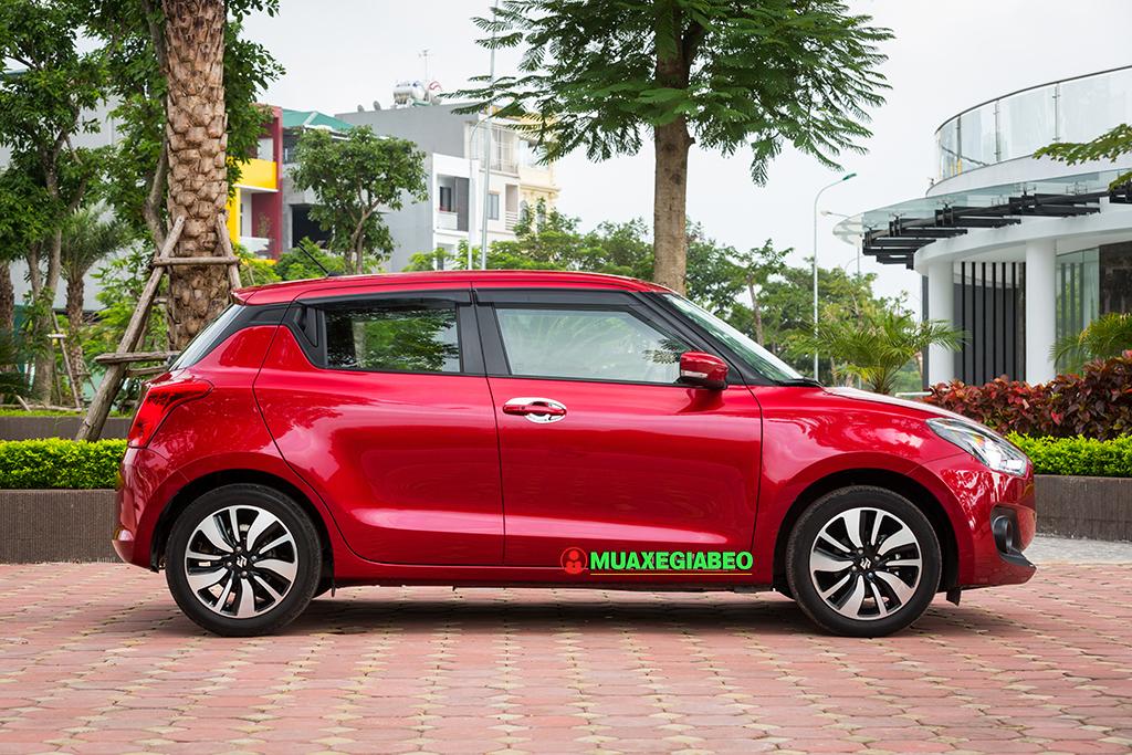danh gia xe suzuki Swift tai muaxegiabeo 7 - Suzuki Swift [hienthinam]: giá xe và khuyến mãi tháng [hienthithang]