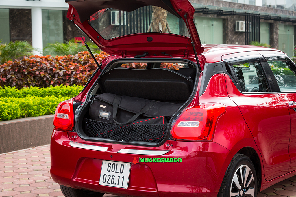 danh gia xe suzuki Swift tai muaxegiabeo 8 - Suzuki Swift [hienthinam]: giá xe và khuyến mãi tháng [hienthithang]