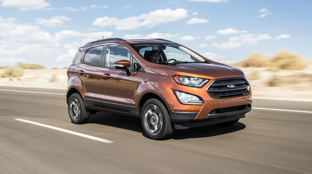 ford ecosport 2019 - Danh sách các hãng và Giá xe Ô Tô của năm [hienthinam]
