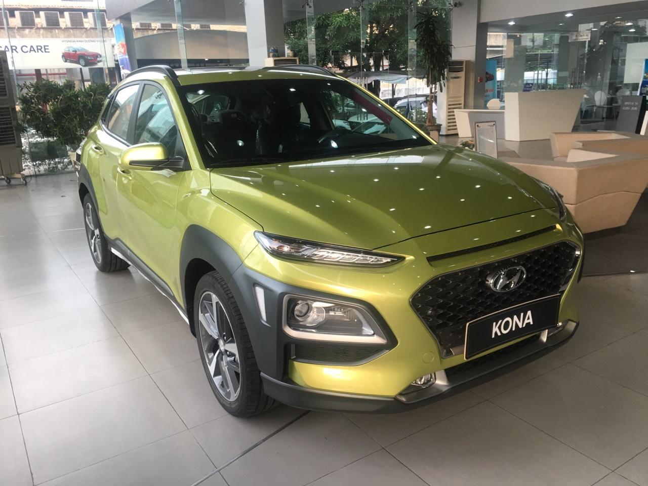 Mau xe Hyunda Kona 2019 anh 2 - Hyundai Kona mới: giá xe và khuyến mãi tháng [hienthithang]/[hienthinam]